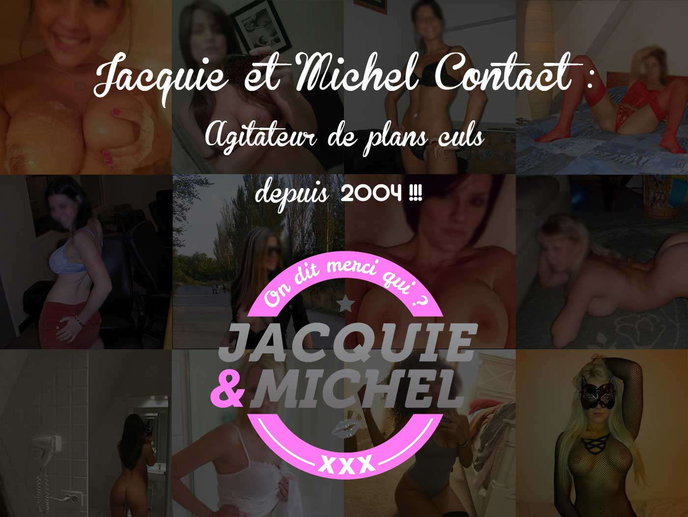jacquie michel contact 2018